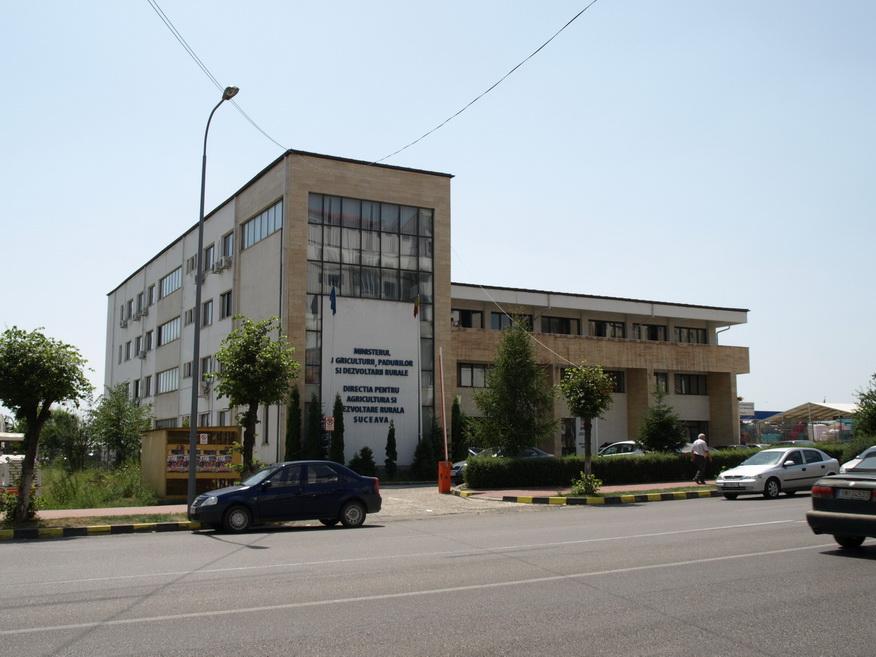 Ministerul agriculturii si dezvolarii rurale